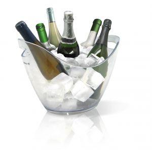 Vin Bouquet Прозрачен охладител за бутилки