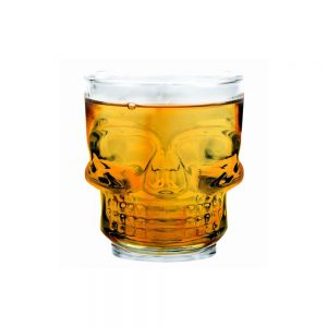 Vin Bouquet Чаши за шотове - череп - 4 бр.